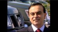 ITW Carlos Ghosn, PDG de Nissan