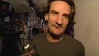 """Filming """"99 francs"""" by Jan Kounen with Kounen / Dujardin / Mille / Beigbeder / Giocante"""