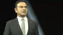Presentation of the Renault Kandjar by Carlos Ghosn 4/4
