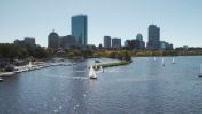 An automn in Boston
