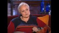 ITW Muriel Robin canapé rouge partie 1