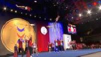 Cheerleading : de la haute voltige
