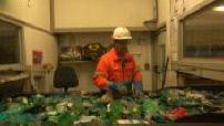 Centre de recyclage Suez à Bayonne