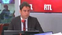RTL guest: Gabriel Attal