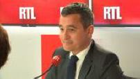 RTL guest: Gérald Darmanin