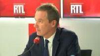 RTL guest: Nicolas Dupont Aignan