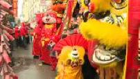 Coronavirus: Chinese New Year in Paris and Noisy-le-Grand