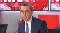 RTL guest: Bruno Retailleau, President of the group Les Républicains au Sénat (Republicans in the Senate)