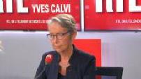 L'Invité de RTL : Elisabeth Borne