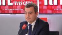 RTL's guest : Gérald Darmanin