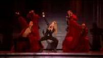 Madonna concert in Stade of France - spectator reaction