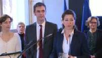 Transfer of power from Agnès Buzyn to Olivier Véran
