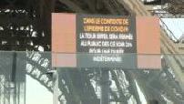 Coronavirus: Illustration of tourist and tourist places in Paris