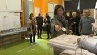 Municipal 2020, 1st round: Vote of Mr. Vassal in Marseille