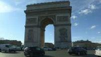 Coronavirus: Parisians out of confinement