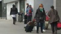 Coronavirus: exodus to Paris