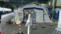 Coronavirus: Bordeaux University Hospital prepares for epidemic peak