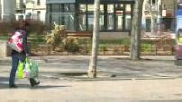 Coronavirus: street scenes without wearing masks in Saint-Etienne