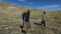 Coronavirus/ Confined elsewhere: Utah survivalists