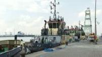 Social distancing in the Port of Antwerp