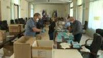 Mandelieu-la-Napoule offers kits to its population