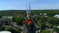 Coronavirus: Asterix Park awaits reopening
