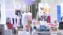 Galeries Lafayette reopens its doors