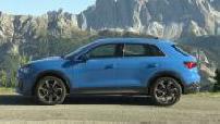 Test Drive : the Audi Q3