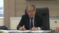 Coronavirus / Sport: ITW Noël Le Graët, FFF President