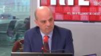 L'Invité de RTL soir : Jean-Michel Blanquer, Ministre de l'Education Nationale