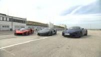 Test Drive : McLaren 720S, McLaren 600LT, McLaren Senna