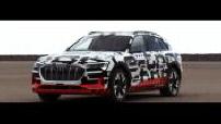 Test drive : Audi e-Tron quattro