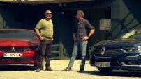 Test drive : Peugeot 508 - Renault Talisman