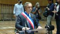 Bordeaux: Election of Pierre Hurmic by the City Council.
