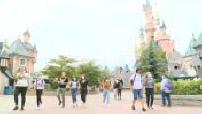 Coronavirus / Deconfinement: the reopening of Disneyland Paris park