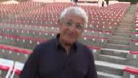 """Ramatuelle Festival 2020: M.Boujenah and piece """"Par le bout du nez"""""""