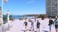 Biarritz: Wearing a mask compulsory