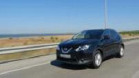 Test Drive : Nissan Qashqai in Vladivostok