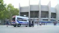 Champions League final : security in Paris