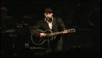 Alain Bashung's performance at the Nice jazz festival