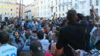 Débordements et violence dans les rues de Marseille après la défaite de l'OM à l'Europa League