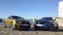 Test drive : BMW X2 / Volvo XC 40