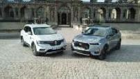Test drive : DS 7 Crossback / Renault Koleos