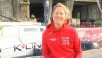Vendée Globe 2020/2021: physical preparation of Samantha Davies