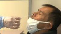 Coronavirus : antigenic tests at Marseille-Provence airport