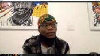 Interview with singer Master KG (via Skype)