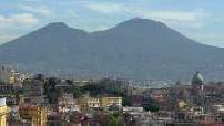 Grand format - Dolce vita dans la baie de Naples