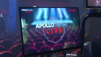 Patrick Fiori livestream from the Apollo Theater