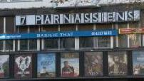 "Cinema illustrations ""The 7 Parnassians"""