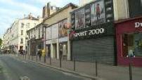 Covid-19 / Health crisis : shops closed in Paris
